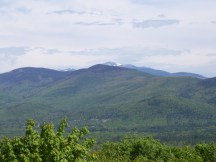A closeup of Mt. Washington (I think), from the second view.